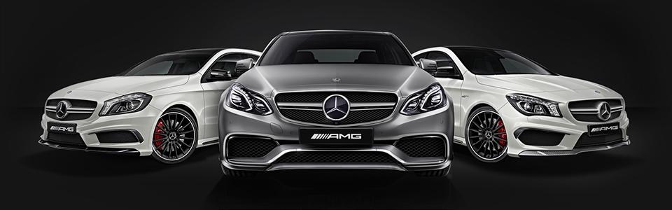 Mercedes-AMG Test Drive